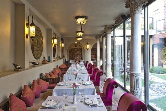 Sokullu Pasa Hotel: Kahvaltı Salonu