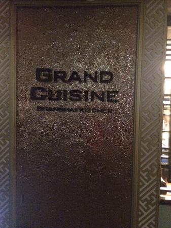 Grand Cuisine Shanghai Kitchen