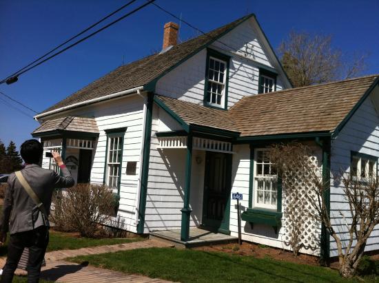 Lucy Maud Montgomery Birthplace: 可愛らしいお家