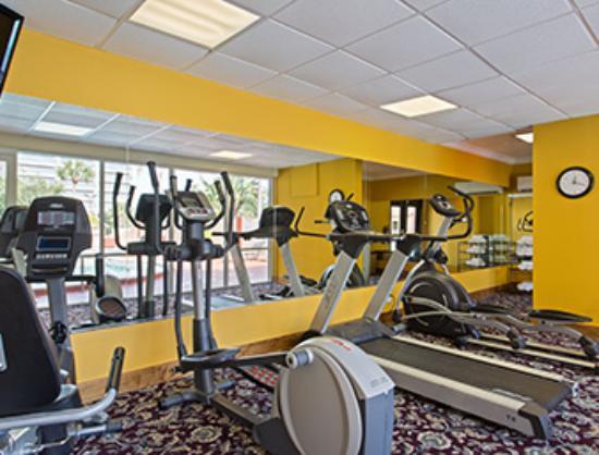 Ramada Westshore Tampa Airport: Fitness Center