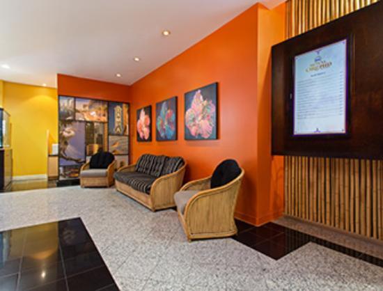 Ramada Westshore Tampa Airport: Lobby