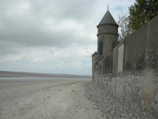 plage mar e basse picture of hotel de la baie de somme. Black Bedroom Furniture Sets. Home Design Ideas