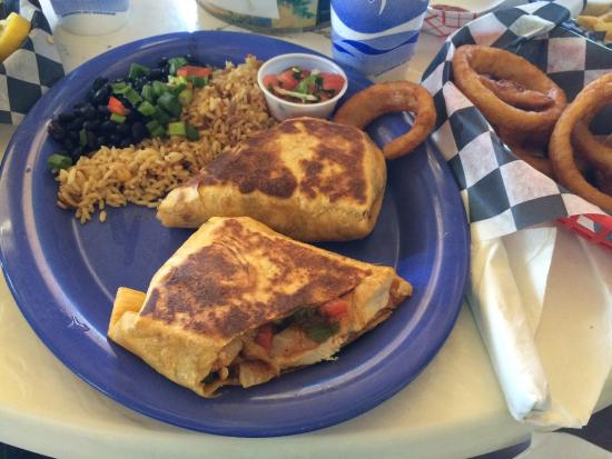 Top Dog Cafe: Delicious food!!