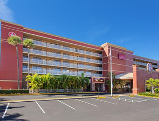 Welcome to the Ramada Tampa Airport Westshore