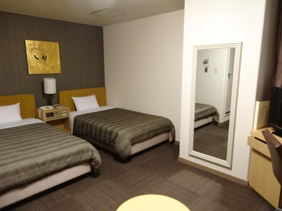 Hotel Route Inn Chichibu: ツインルーム