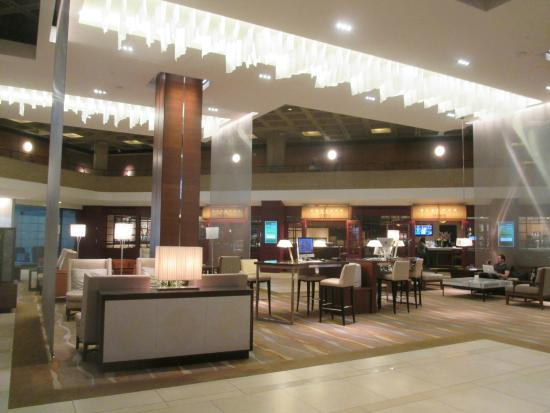 Lobby Picture Of The Westin Kansas City At Crown Center