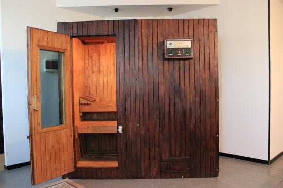 Hotel Griselda : Sauna