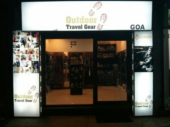 The Outdoor Travel Gear Store