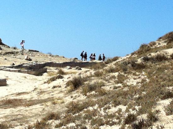 Chia Laguna - Hotel Village: le dune