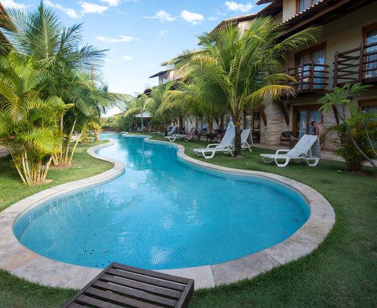 Praia Bonita Resort & Conventions, Hotels in Praia de Pipa