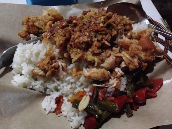 ayam geprek bu rum yogyakarta restaurant reviews phone number photos tripadvisor