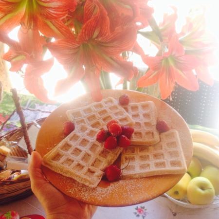 B&B Villa Silmona: La colazione...