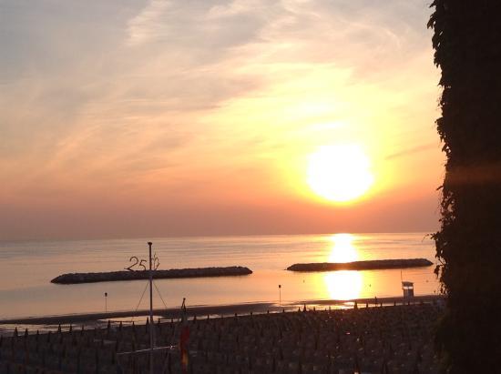 Giovanna Regina Hotel: L'alba