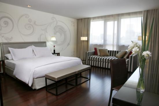 NH Buenos Aires Tango: Guest Room