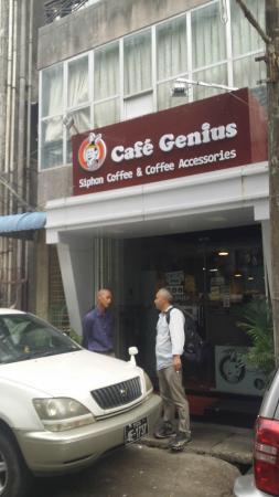 Cafe Genius