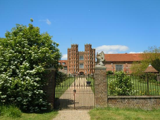 Layer Marney Tower a few mile from the hotel.