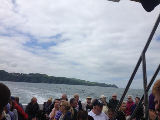 Ilfracombe Princess: And off we go