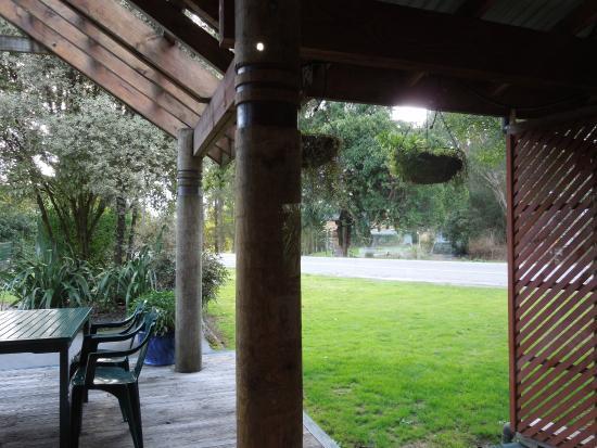 Beechwoods Cafe: Outside the restaurant