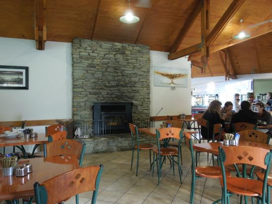Beechwoods Cafe: The restaurant