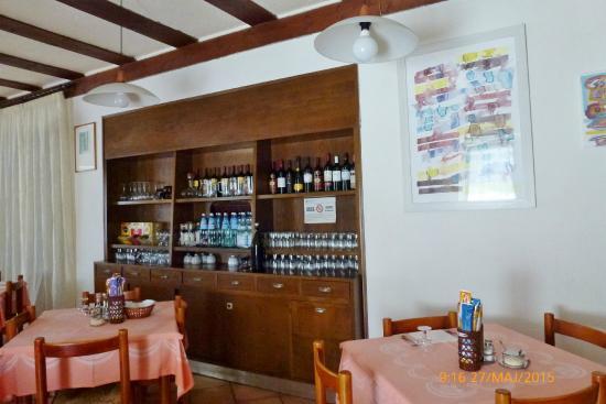 Hotel Tomei: Restauracja