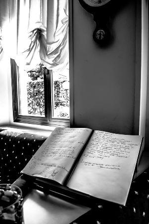 Hotel Gigliola : Libro ospiti