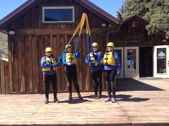 Arkansas Valley Adventures: We survived rafing on the Arkansas River in June 2015
