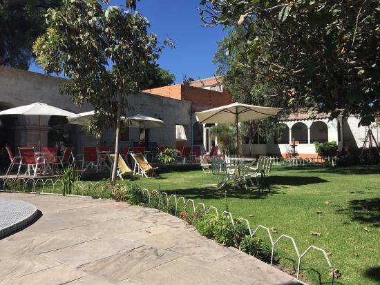 Hotel La Casa De Mi Abuela Arequipa