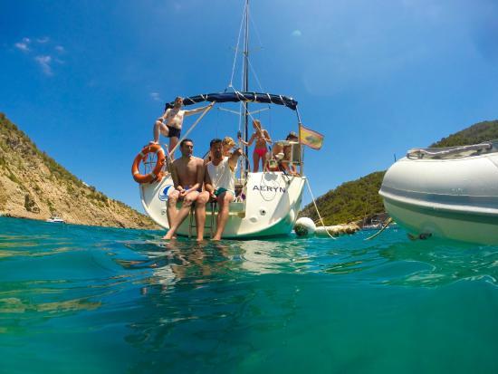 巴塞罗那游船之旅