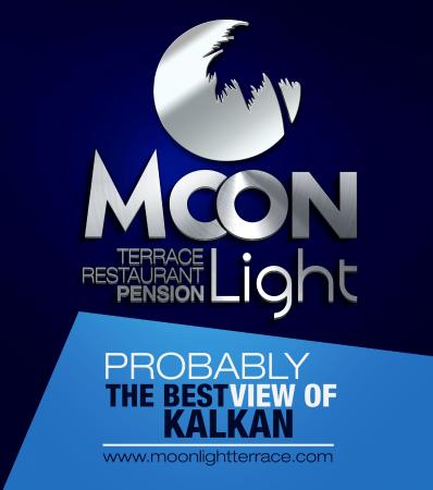 Moonlight Terrace Restaurant : Probably... The Best View of Kalkan.