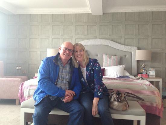 The Grand Brighton : Bedroom