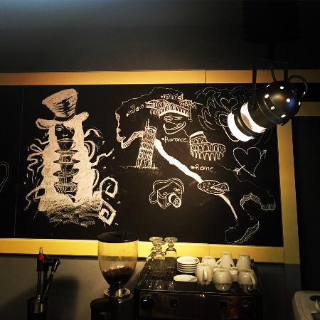 Istanbul Inn Residence: The Cafe Inn