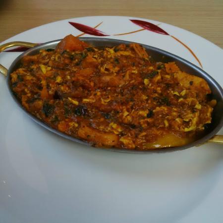 Deeva Restaurant: Chicken Jalrezi