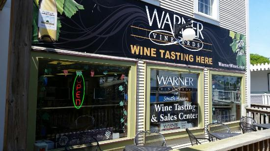 Warner Vineyards
