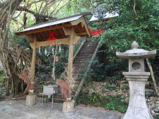 Daito Shrine