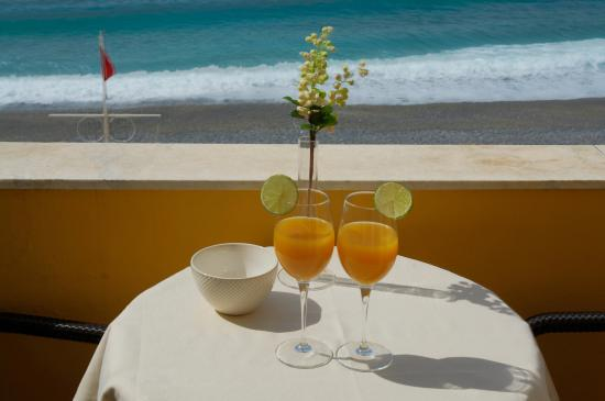 Hotel Albatros: Balocne camera sul mare
