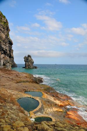 Higashi Onsen: 東温泉