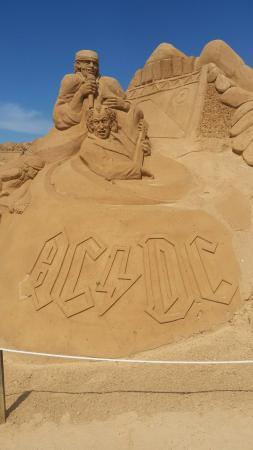 FIESA - Festival Internacional de Escultura em Areia