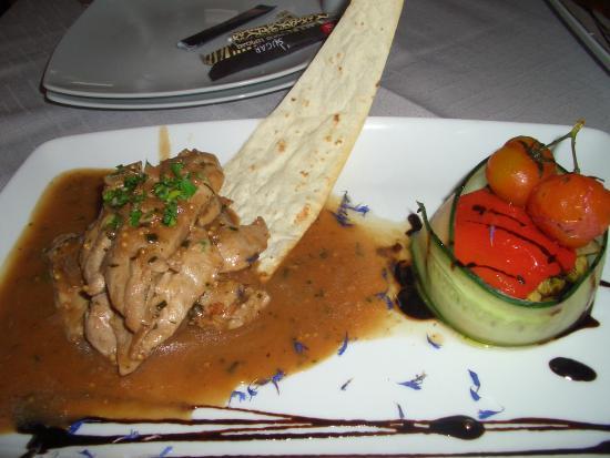 Mediterranean Pork Medallions Recipe — Dishmaps