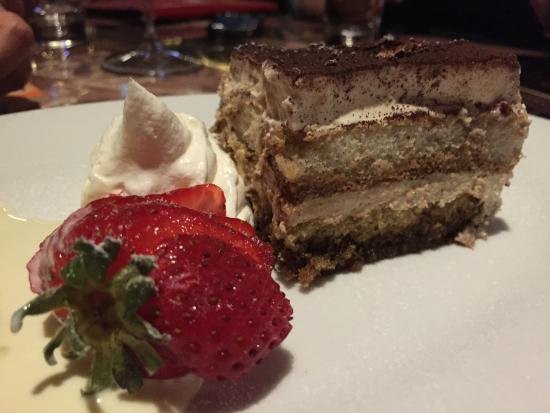 The Globe - Belgian GastroPub : Tiramisu