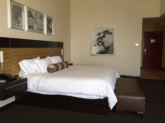 Valley View Casino Hotel: Room 815