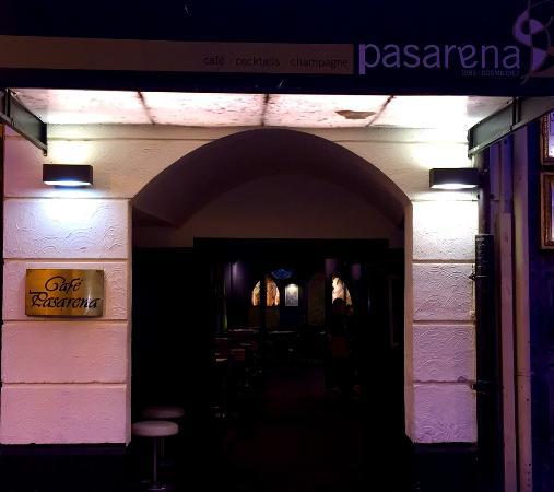 Cafe Bar Pasarena