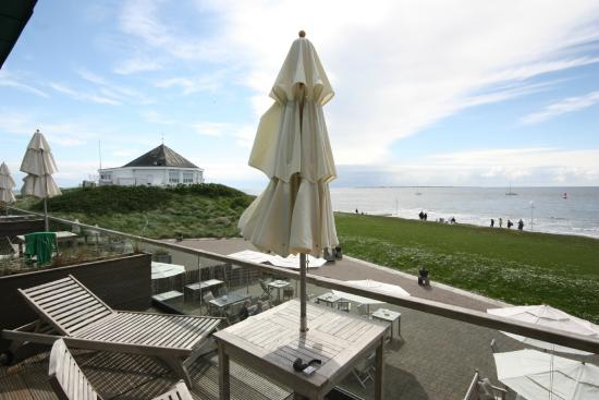 hotel seesteg norderney duitsland foto 39 s en reviews tripadvisor. Black Bedroom Furniture Sets. Home Design Ideas