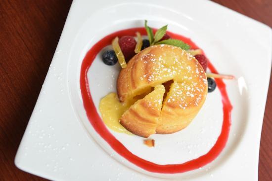 Grille 29 : Lemon Lava Cake
