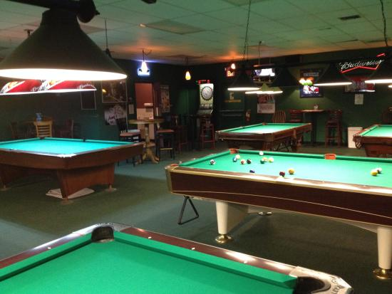 Amy's Billiards