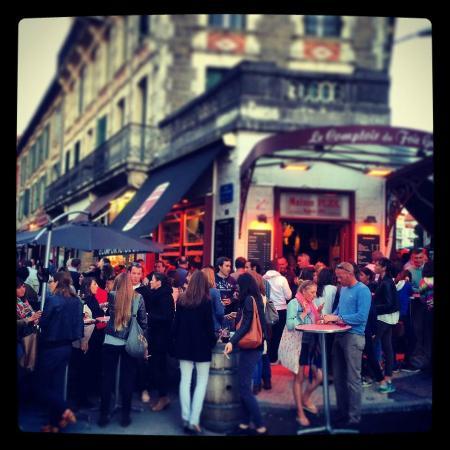 Le comptoir du foie gras biarritz restaurant reviews for Le comptoir toulousain du carrelage