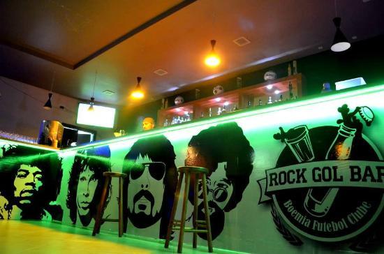 ROCK GOL BAR
