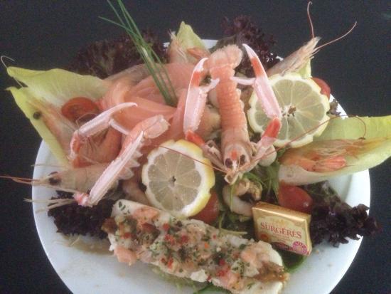 La Gargote : Salade Océane