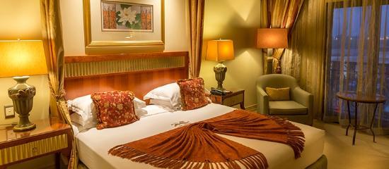 D Oreale Grande Hotel Rooms