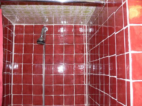 Alexander Hotel London: Fürdő