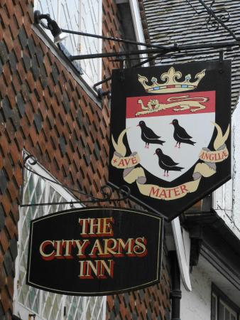 The City Arms Inn